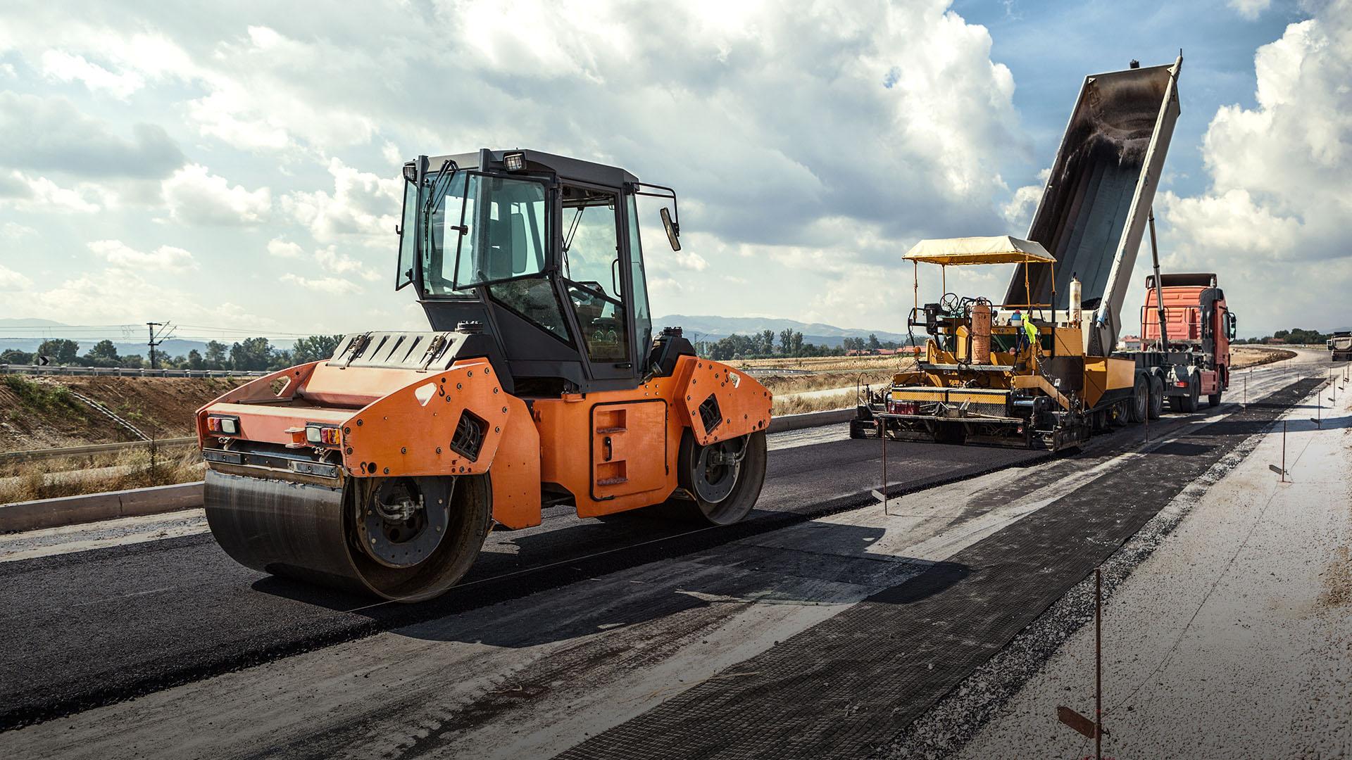 Construcción vial